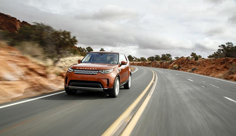 Land Rover:Jaguar Land Rover в честь юбилея представляет лимитированную серию внедорожников семейства Discovery