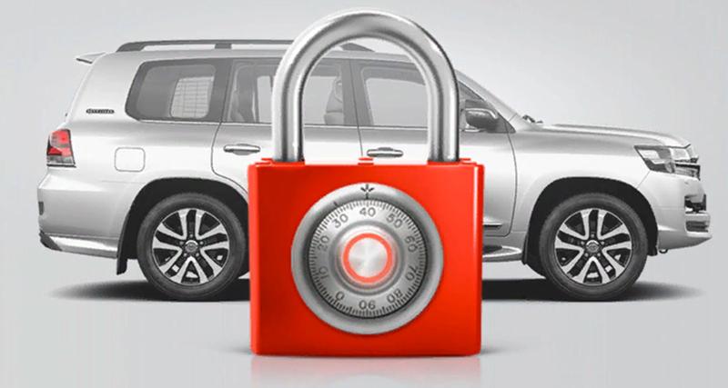 Toyota:Тойота Мотор начинает внедрение инновационного комплекса мер для защиты от угона новых автомобилей Toyota и Lexus