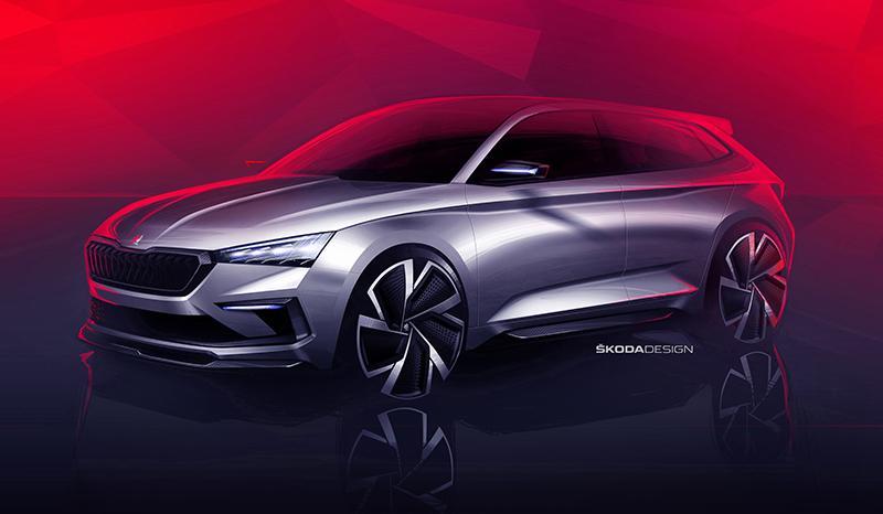 Skoda:На Международном автосалоне в Париже ŠKODA представит ряд новых моделей