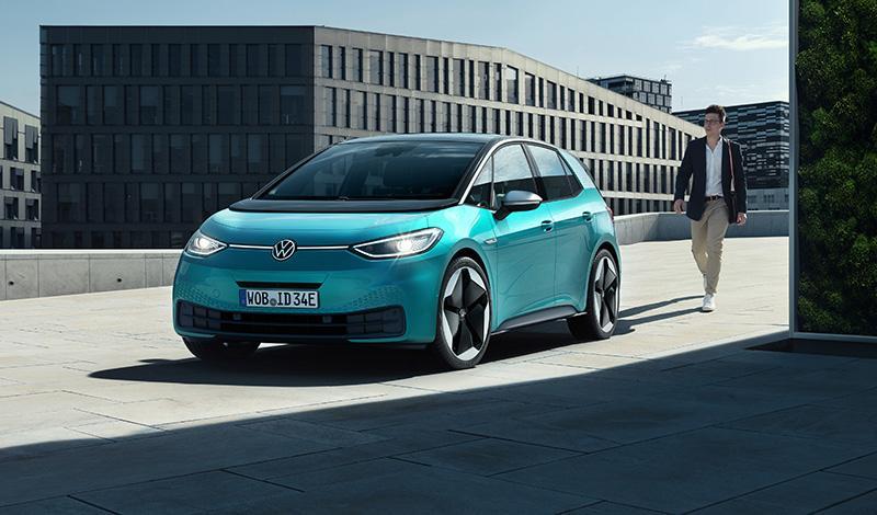Франкфурт 2019: Представлен Фольксваген ID.3 - аккумуляторные батареи обеспечивают дальность хода до 550 км