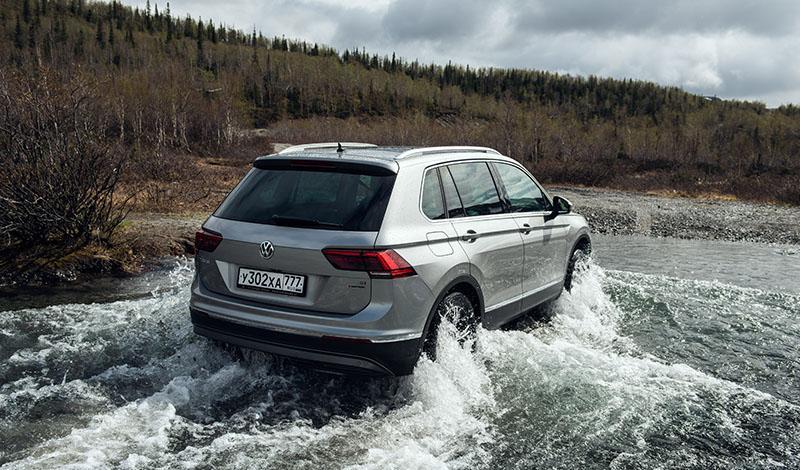 Фольксваген Тигуан получил новую комплектацию Winter Edition стоимостью от 1.559.000 рублей