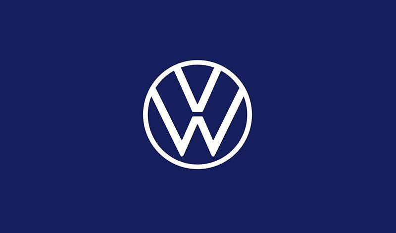 """Франкфурт 2019: Фольксваген представил новый логотип """"New Volkswagen"""" в плоском двухмерном исполнении"""