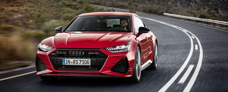 Представлен Audi RS 7 Sportback 2020