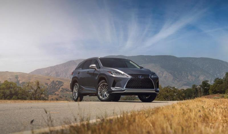 Лексус начал прием заказов на рестайлинговый Lexus RX 2019