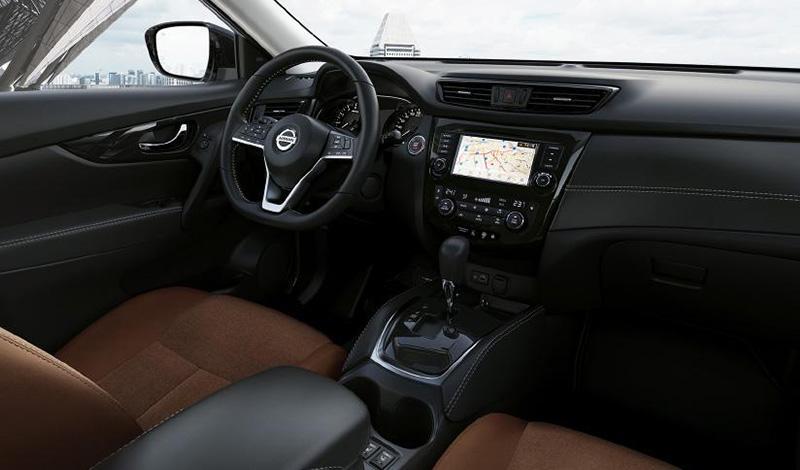Nissan X-Trail 2020 получил новые опции и премиальную отделку