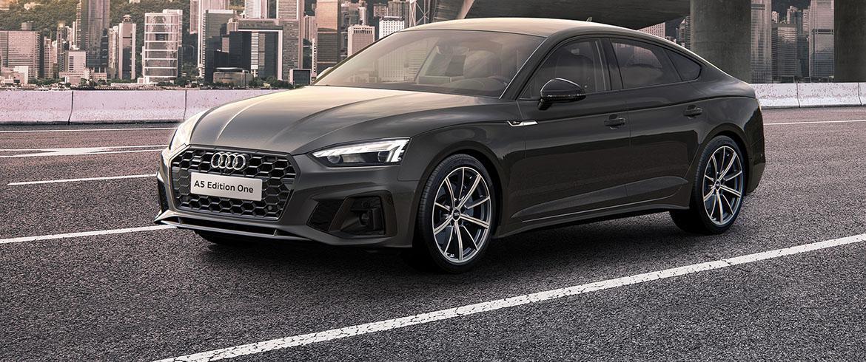 Рестайлинг Audi A5 Sportback Edition One вышел на рынок РФ по цене от 4 300 000 руб