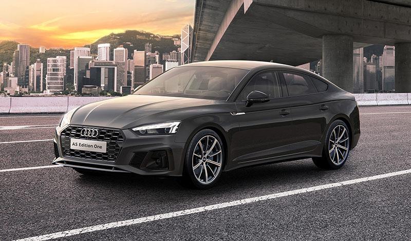 Audi:Рестайлинг Audi A5 Sportback Edition One вышел на рынок РФ по цене от 4 300 000 руб