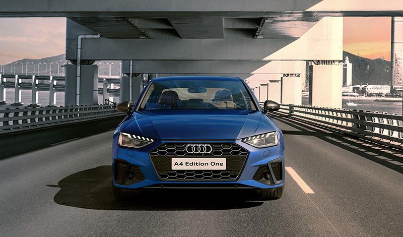 Ауди вывела на рынок РФ новую Audi A4 Edition One (150 л.с.) по цене от 2 955 000 рублей