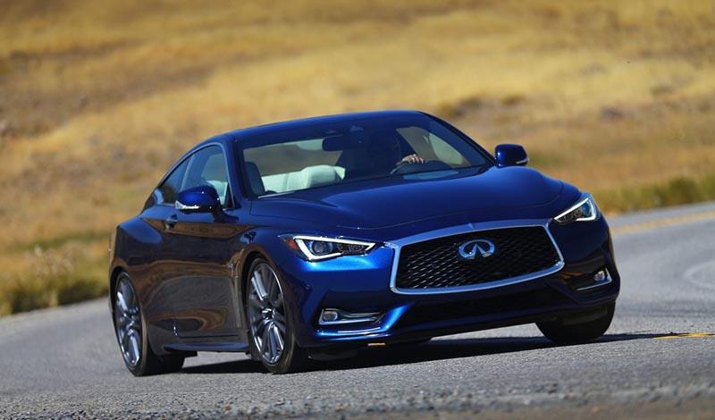 Вместо 405 л.с. будет 211 л.с. Стартовали продажи INFINITI Q60 c новым двигателем