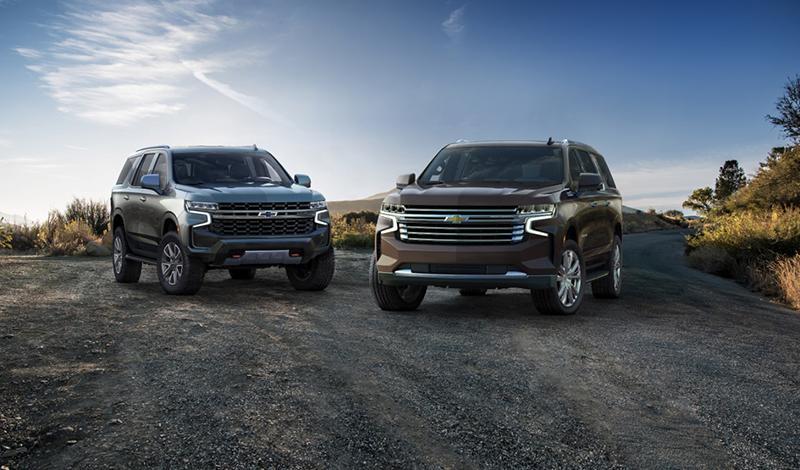 Представленный в декабре 2019 года Chevrolet Tahoe вышел на российский рынок