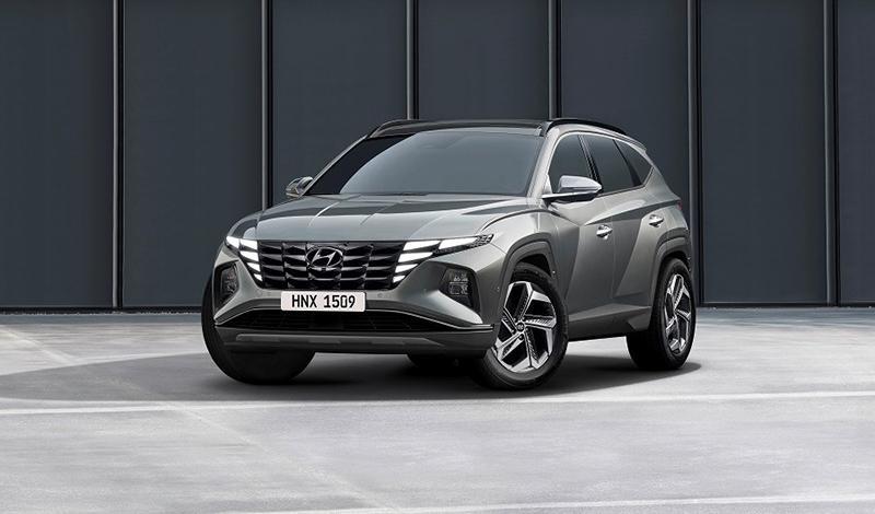Представлен новый Hyundai Tucson