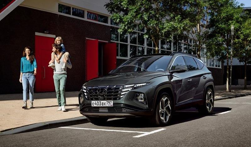 Новый Tucson 2021 доступен по подписке в онлайн-сервисе Hyundai Mobility