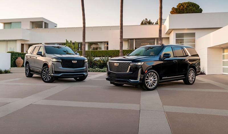 Стартовали продажи Cadillac Escalade. Цена от 7 777 777 рублей