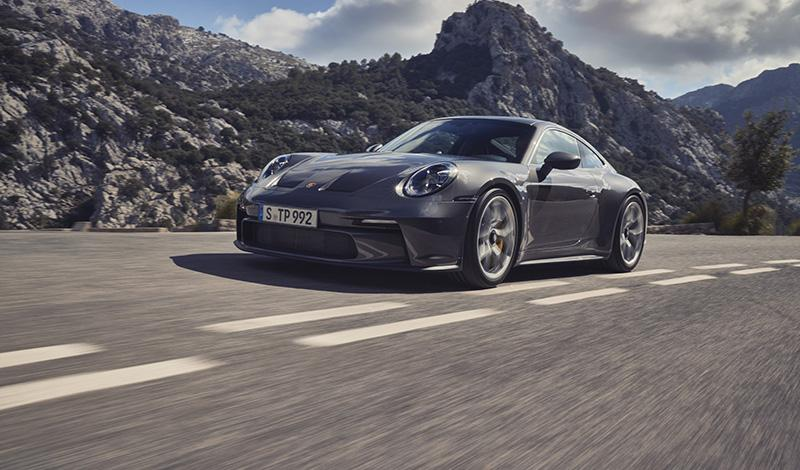 Пакет Touring для Porsche 911 GT3