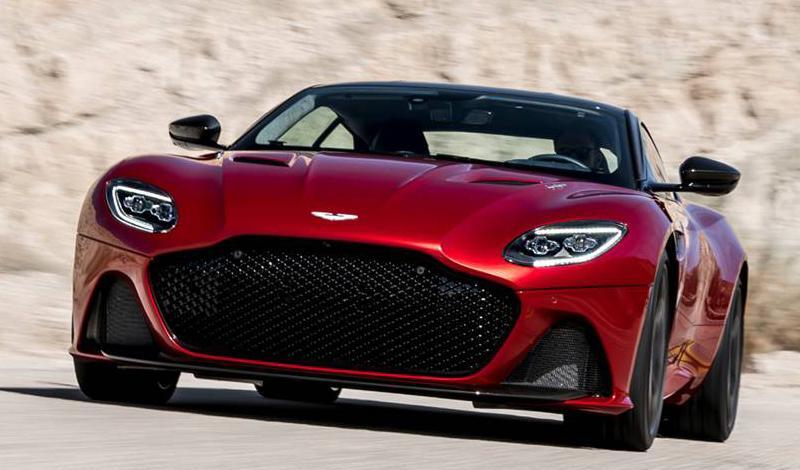 DBS Superleggera - флагман Aston Martin, который не смог удивить на все 100%