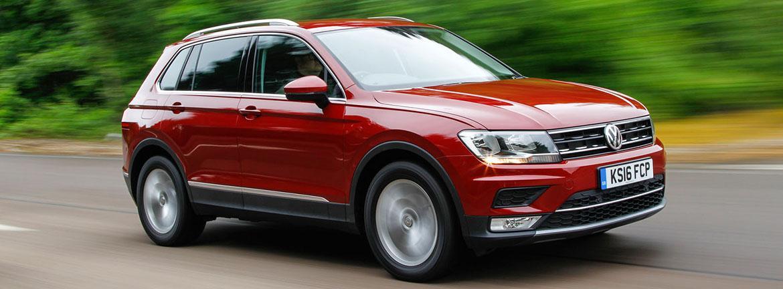 Volkswagen Tiguan 2016 – наслаждайся реальностью