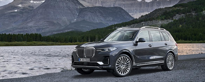 Новый автомобиль BMW Х7 2019 модельного года – достойный соперник флагманским моделям Mercedes-Benz и Land Rover