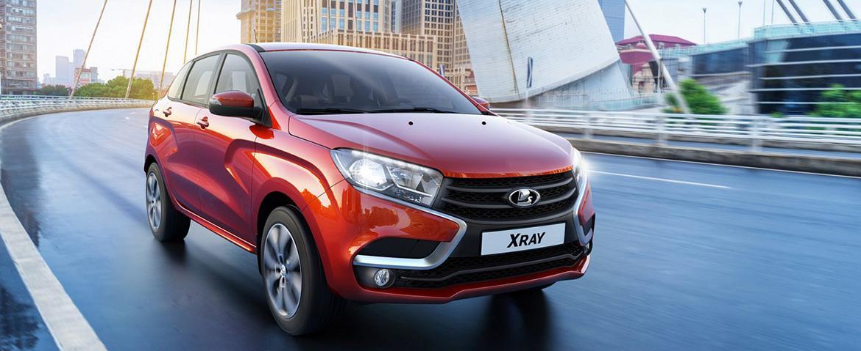 Lada XRAY - комфорт и динамика в едином исполнении