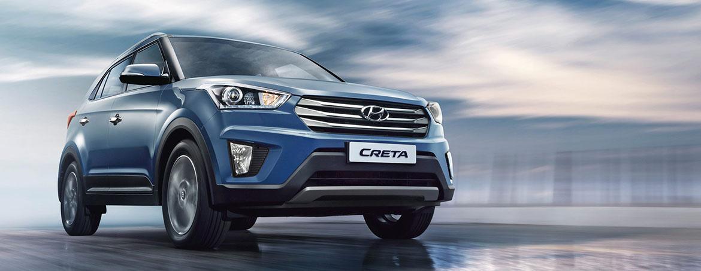 Hyundai Creta - идеальный выбор для любых дорог и направлений