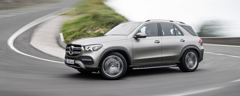 Mercedes GLE 2019 года – первый настоящий GLE от Mercedes
