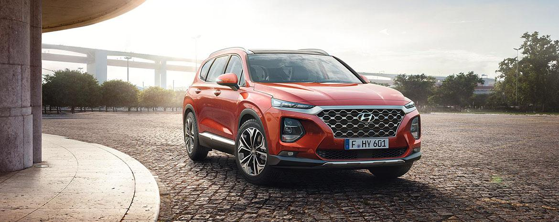 Новый Hyundai Santa Fe 2018 года ломает стереотипы!