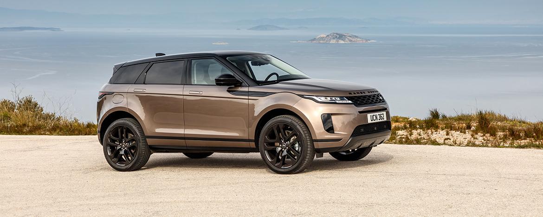 Обзор нового Range Rover Evoque 2019 года