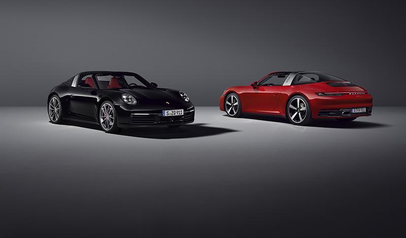 Нестареющая классика от Porsche. Обзор нового поколения Porsche 911