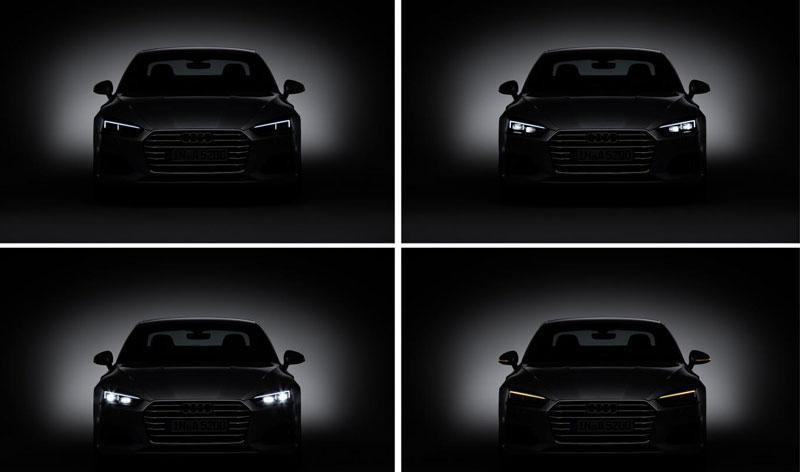 Audi A5. Coupe или Sportback?