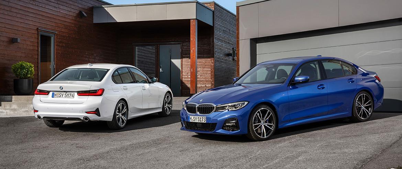 Новая BMW 3 серии 2019 года -  лучшая трешка в истории БМВ!