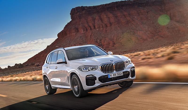 Новый BMW X5 2018 года - культовый кроссовер в новом образе