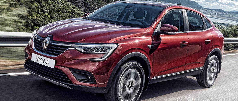 Русская «тайна» французского автомобильного двора. Тест-драйв Renault Arkana 2019
